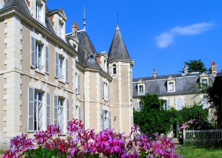 hotel-chateau-du-breuil-cheverny©B-Gattolliat