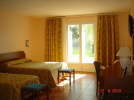 Hotel des Bruyères Chambre