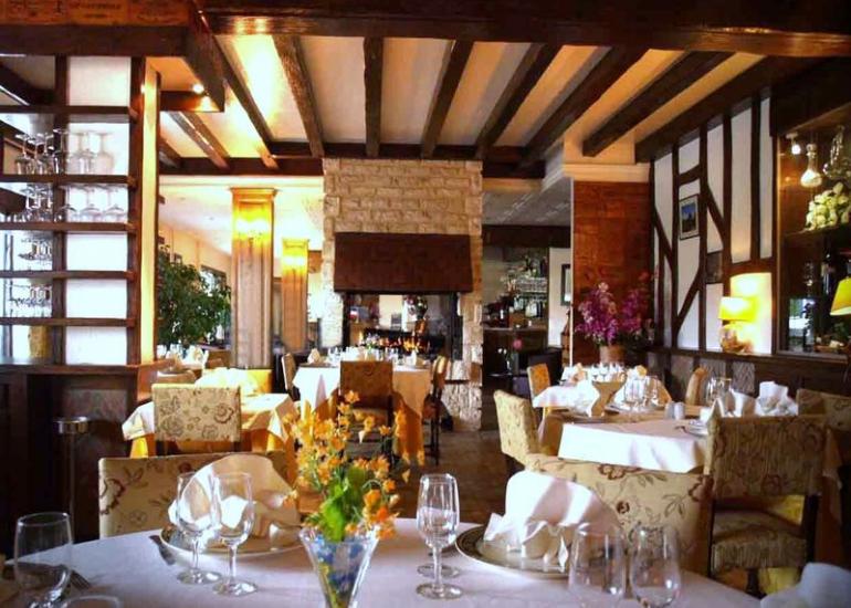 Motel des Bruyères Restaurant