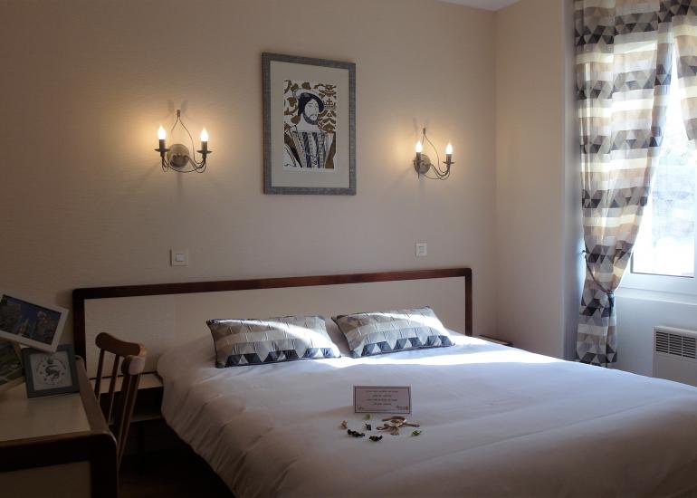 Hotel du Cygne chambre double