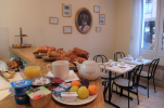Hotel du Cygne petit déjeuner continental