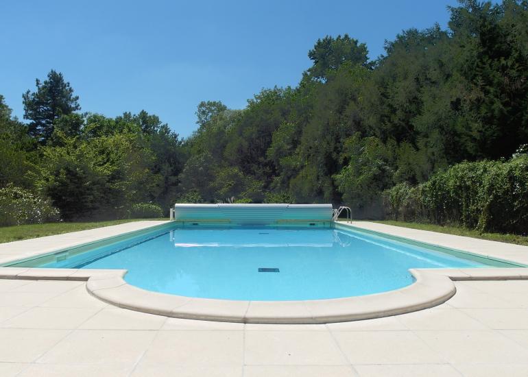 Hotel du Cygne piscine chauffee