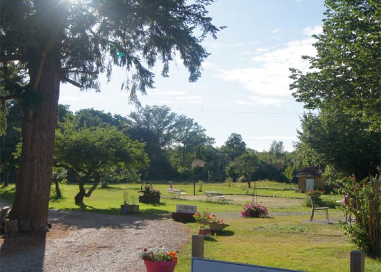 La-sauldraie-jardin-salbris©Hotel-La-Sauldraie