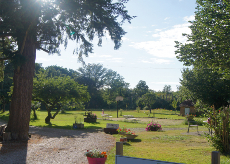 hotel-la-lauldraie-jardin-salbris©Hotel-La-Sauldraie