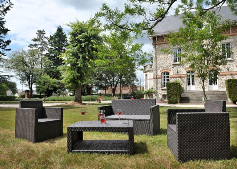 Hotel-Le-Parc-Sologne-Jardin-Salbris©Le-Parc-Sologne