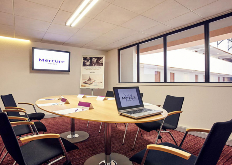 Hotel-mercure-meeting-blois©Hotel-Mercure-Blois-Centre