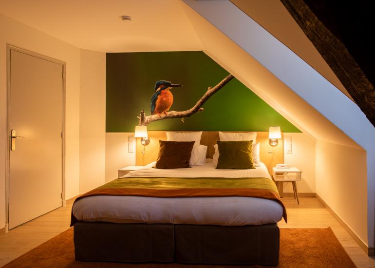Hotel Soeurs Tatin-Sologne-chambre-double©OneSebPhotos