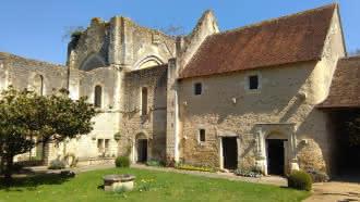 Conférence : «L'Abbaye de Cornilly à Contres»