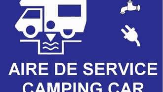 Aire de services camping-cars – Le Controis en Sologne