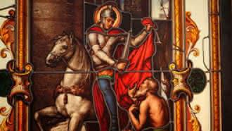 Conférence à Vendôme : «Le Vitrail et Saint-Martin de Tours»