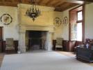 Grande salle du manoir - Maison natale de Ronsard