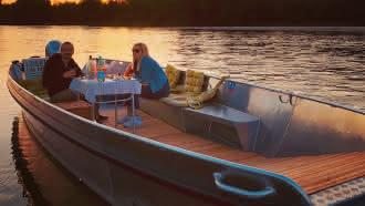 Balade en bateau sur la Loire #aperobato