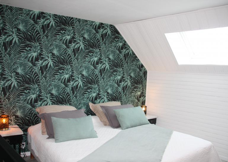 Chambre Eucalyptus