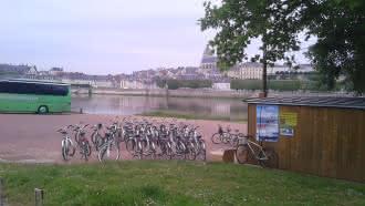100% BIKE – Blois / La Creusille – Point de dépôt