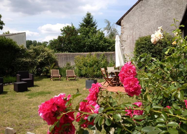 Le jardin privatif