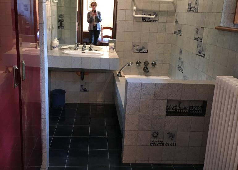 salle de bain ensuite