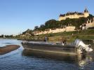 Bateau au port de Chaumont