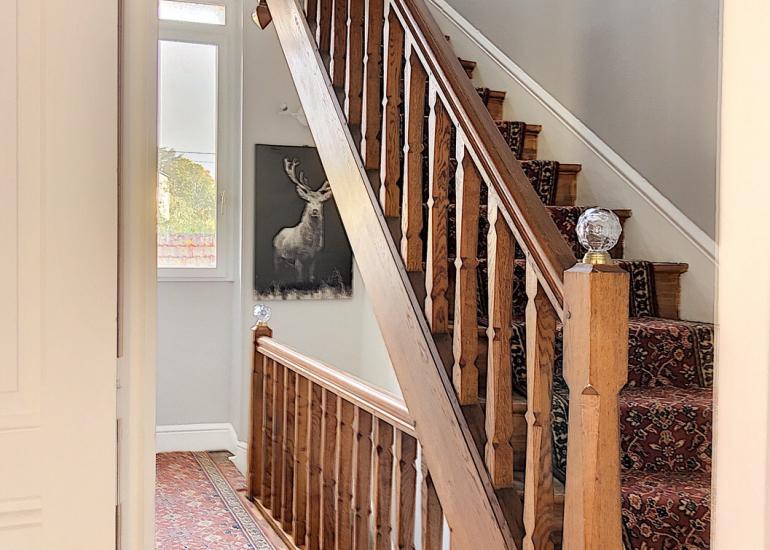 Cage d'escalier 1er étage