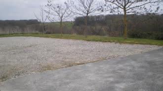 Aire de stationnement pour camping-cars – Domaine de la Doltière