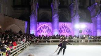 Abbaye on Ice – Noël à Vendôme