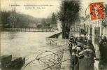 Inondation1910-pont-ile-Vendome-