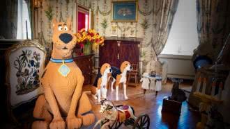 Exposition LEGO au château de Cheverny