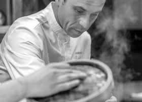 Cours de cuisine avec un chef étoilé à La Maison d'à Côté