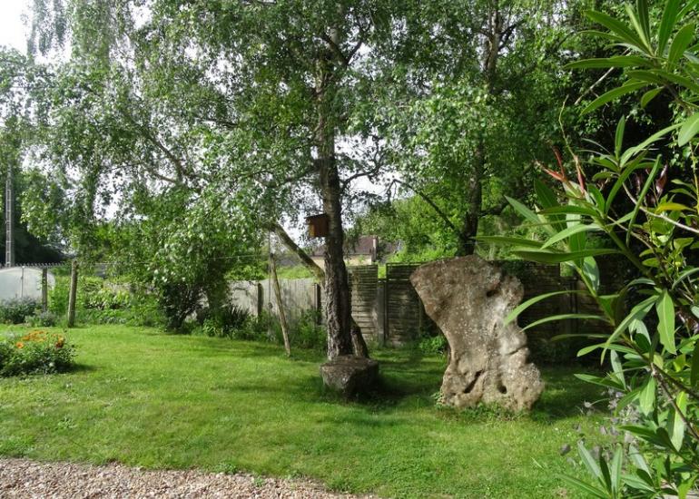 Jardin-Chambres-d'hôtes-l'Atelier-du-Coudray-à-Villiers-sur-Loir