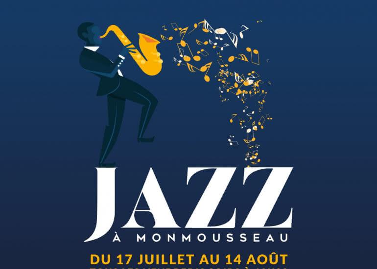 Jazz à Monmousseau-montrichard-juillet-aout-2020