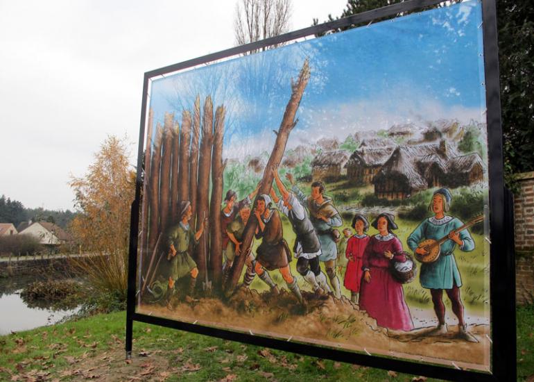 jeux-village-chaumont-sur-tharonne©ADT41-Commune-Chaumont-sur-Tharonne-(8)
