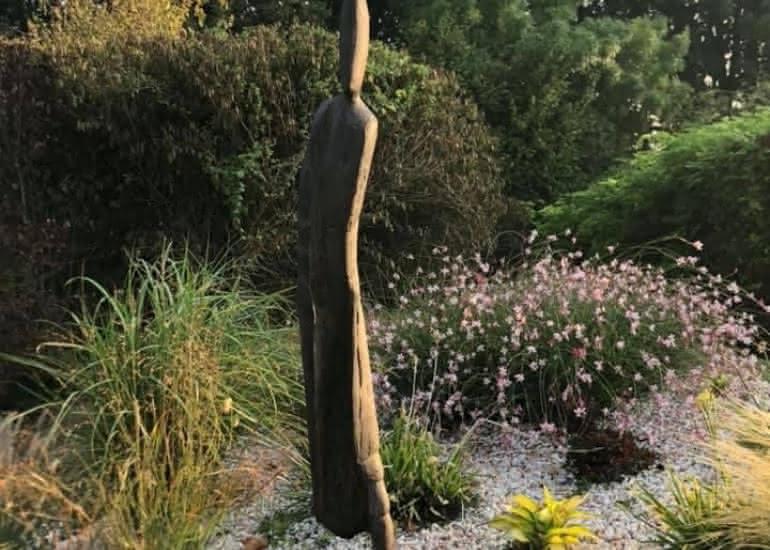 Sculpture Prophète salé
