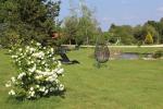 ferme- de-couffy jardin de la propriété