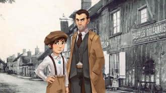 Explor'Games® «Gustave et le mystérieux pendentif» – La Grande Histoire de la Ferté-Beauharnais : 6,9 km