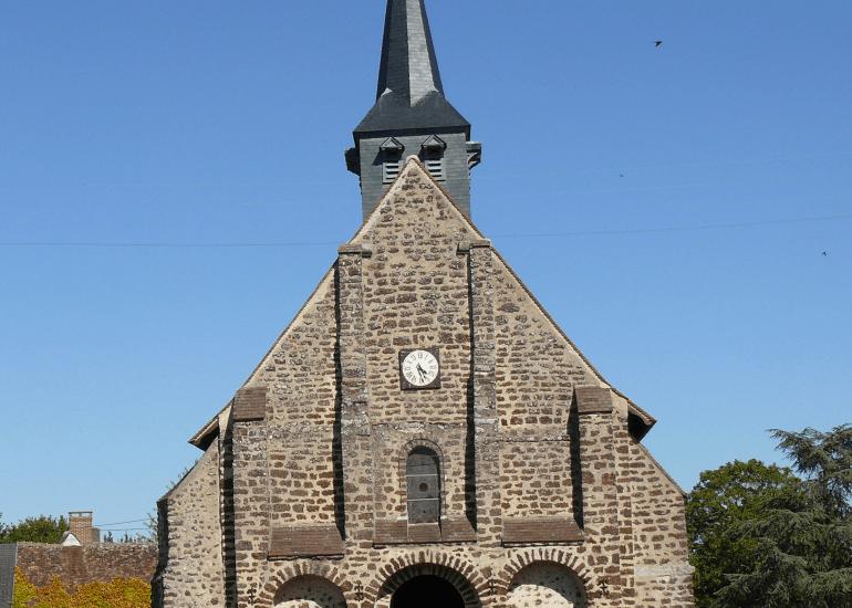 Eglise La Fontenelle