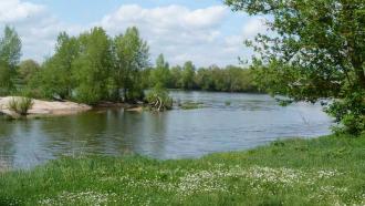 Opération nationale «J'aime la Loire Propre» à Vineuil