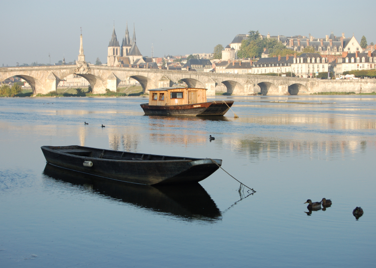 La Loire et Blois