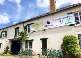 Les Vélos Verts - Cheverny