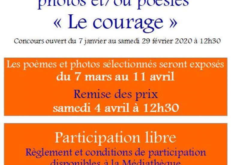 Concours photos/poésie à Selommes