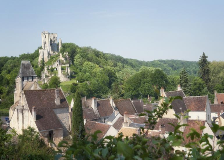 Village de Lavardin