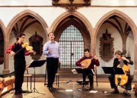 Concert au Manoir de la Possonière : Sulla Lira... La voix d'Orphée par Le Miroir de la Musique