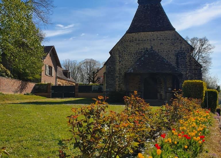 Eglise du Plessis Dorin