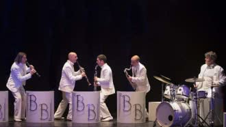 Spectacle musical Les bons Becs «Big bang»