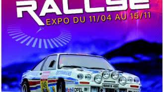 Exposition au Musée Matra  «les Légendes du Rallye»