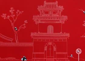 Exposition au jardin des Métamorphozes : Les châteaux de la Renaissance en Touraine, sauvons notre patrimoine
