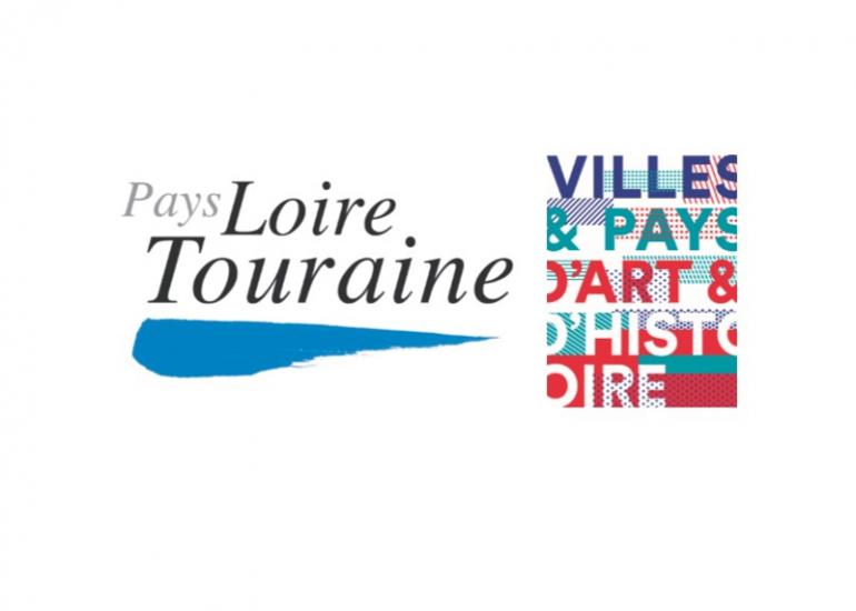 LOGO PAYS LOIRE TOURAINE+VPAH