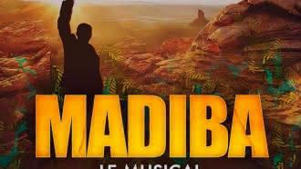 Comédie musicale en hommage à Nelson Mandela «Madiba, le musical» à la Pyramide