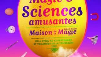 Exposition «Magie et sciences amusantes» à la Maison de la Magie