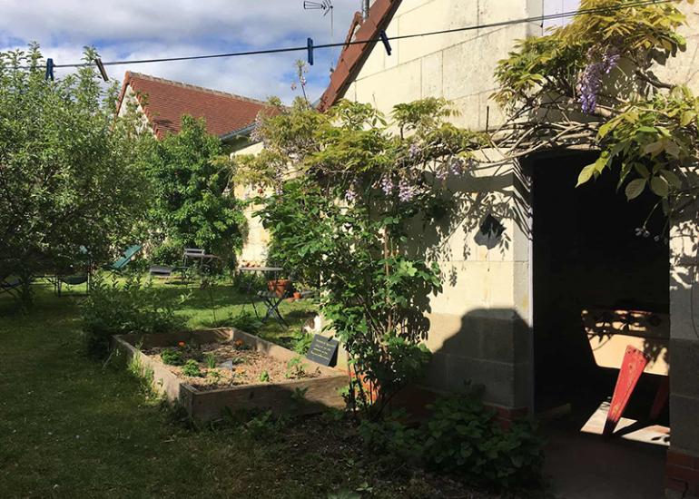 Maison de famille - jardin 9