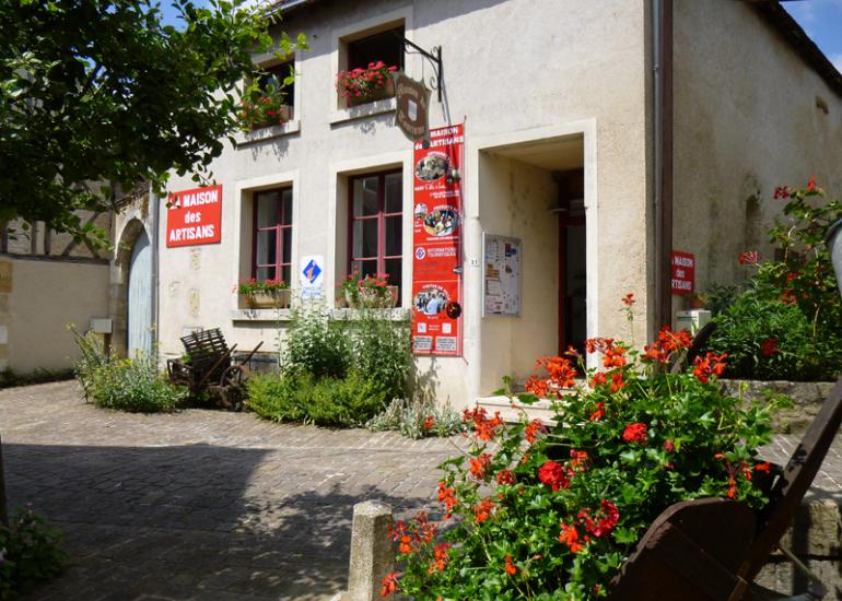 maison-des-artisans-mennetou-sur-cher©OT-Sologne-Cote-Sud