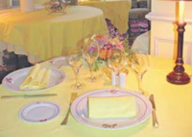 Manoir de la Forêt restaurant